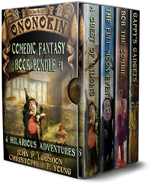 Ononokin 4-book bundle