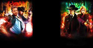 Ian Dex and Piper & Payne funny fantasy books