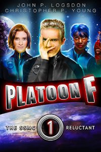 Platoon F funny scifi books