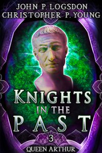 Queen Arthur funny fantasy books