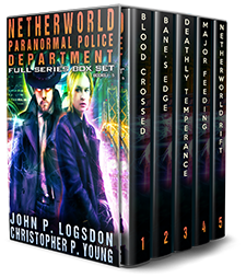Netherworld Box Set