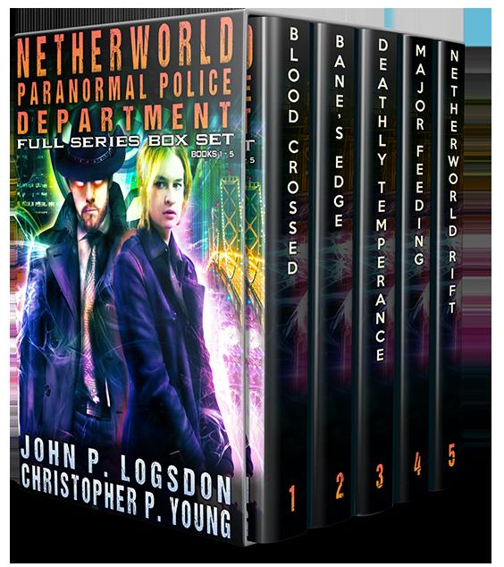 Netherworld Box Set