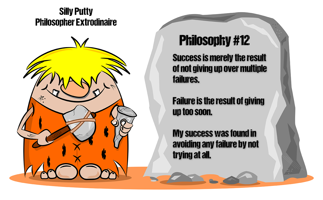 Silly Putty Philosophy